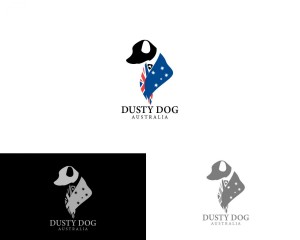 Dusty Dog Australia Mock2